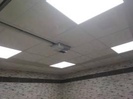 Пластиковый потолок (комплект на 1м2)